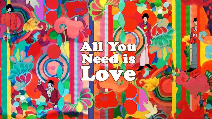 All you need is LOVE (en Robert ten Brink)… (with English translation)