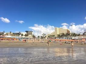 Het strand op 15 min lopen