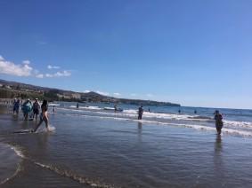 Zee op 15 min lopen
