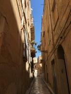 Het historische centrum van Mazara del Vallo