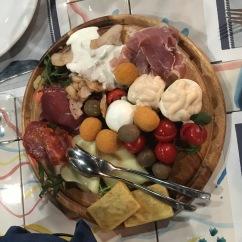 Antipasti á la Sicilia